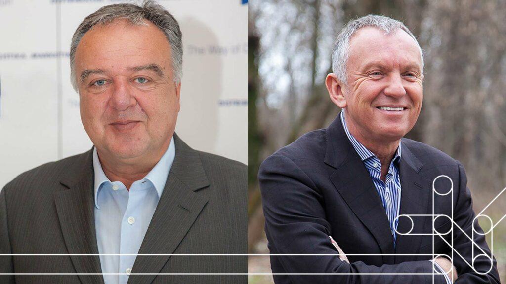 Ranko Socanac i Nebojsa Saponjic